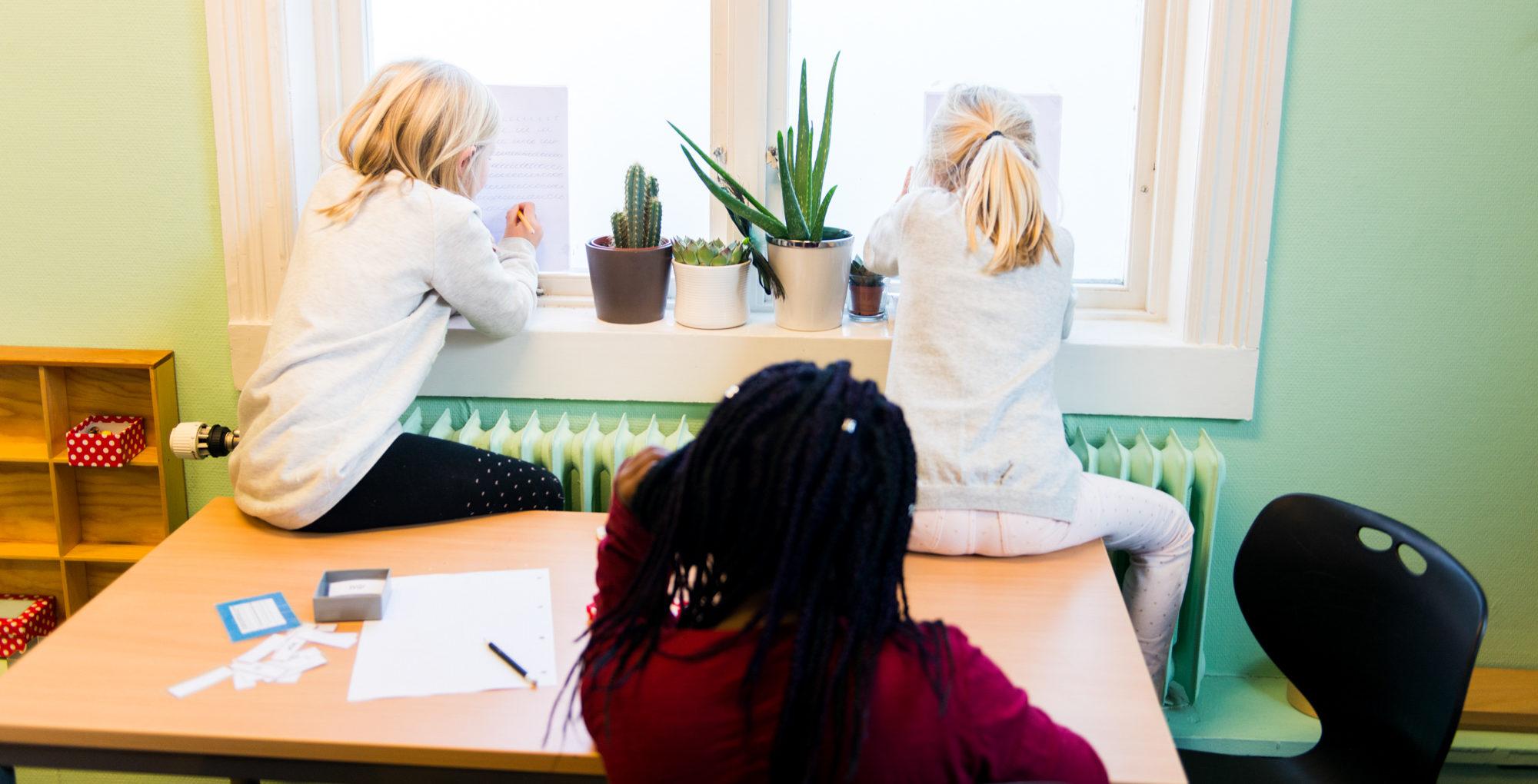 Illustrasjonsbilde for Heltberg barne- og ungdomsskole Drammen